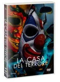 Cover Dvd La casa del terrore (DVD)
