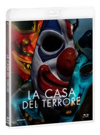 Cover Dvd La casa del terrore (Blu-ray)