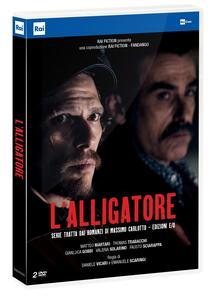 L' alligatore (2 DVD) di Daniele Vicari,Emanuele Scaringi - DVD