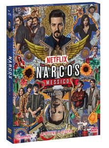 Film Narcos. Messico. Stagione 2. Serie TV ita (4 DVD) Carlo Bernard Chris Brancato Doug Miro