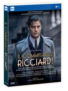 Film commissario Ricciardi. Serie TV ita (3 DVD) Alessandro D'Alatri