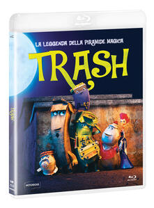 Trash (Blu-ray) di Francesco Dafano,Luca Della Grotta - Blu-ray