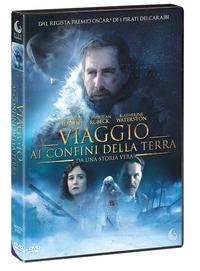 Cover Dvd Viaggio ai confini della terra (DVD)