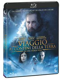 Cover Dvd Viaggio ai confini della terra (Blu-ray)