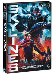 Film Skylines (DVD) Liam O'Donnell