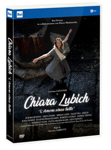 Chiara Lubich. L'amore vince tutto (DVD) di Giacomo Campiotti - DVD