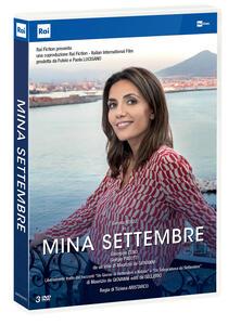 Film Mina Settembre (3 DVD) Tiziana Aristarco