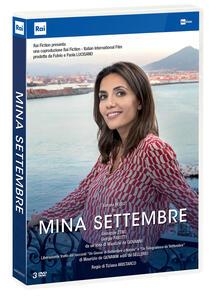 Mina Settembre (3 DVD) di Tiziana Aristarco - DVD