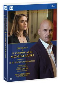 Il commissario Montalbano. Il metodo Catalanotti (DVD) di Alberto Sironi,Luca Zingaretti - DVD