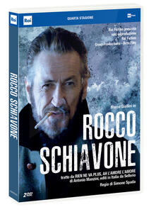 Rocco Schiavone. Stagione 4. Serie TV ita (2 DVD) di Simone Spada - DVD