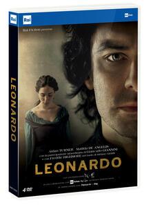 Film Leonardo. Serie TV ita (4 DVD) Daniel Percival Alexis Sweet