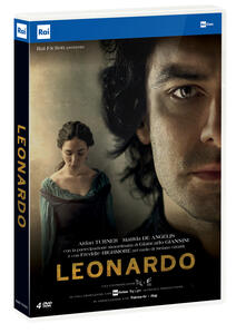 Leonardo. Serie TV ita (4 DVD) di Daniel Percival,Alexis Sweet - DVD