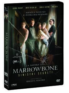 Film Marrowbone. Sinistri segreti (DVD) Sergio G. Sánchez