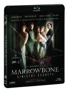 Film Marrowbone. Sinistri segreti (Blu-ray) Sergio G. Sánchez