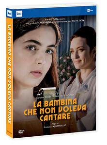 La bambina che non voleva cantare (DVD) di Costanza Quatriglio - DVD