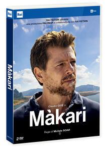Màkari (DVD) di Michele Soavi - DVD