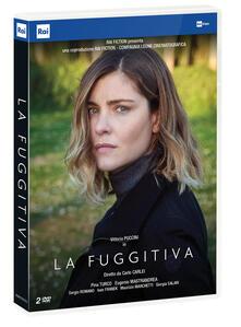 La fuggitiva (DVD) di Carlo Carlei - DVD