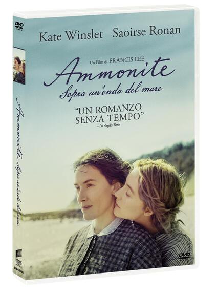 Ammonite. Sopra un'onda del mare (DVD) di Francis Lee - DVD