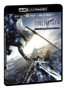 Film Final Fantasy VII. Advent Children (  (Blu-ray + Blu-ray Ultra HD 4K) Tetsuya Nomura Takeshi Nozue