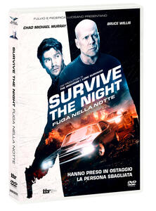 Film Survive the Night. Fuga nella notte (DVD) Matt Eskandari