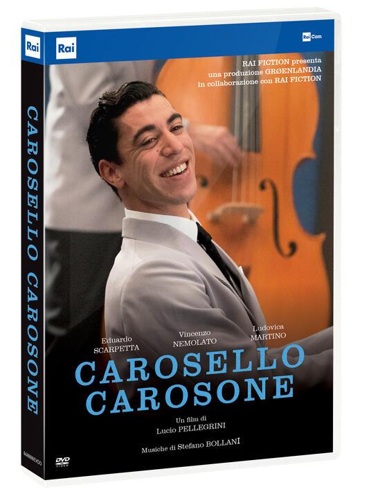 Carosello Carosone (2 DVD) di Lucio Pellegrini - DVD