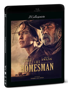 Film The Homesman (DVD + Blu-ray) Tommy Lee Jones