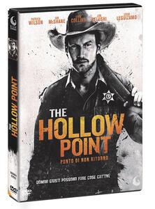 Film The Hollow Point. Punto di non ritorno (DVD) Gonzalo López-Gallego
