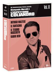 Film L' ispettore Coliandro vol.8 (2 DVD) (DVD) Manetti Bros.