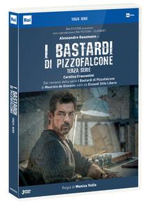 Film I bastardi di Pizzofalcone. Stagione 3. Serie TV ita (3 DVD) Monica Vullo