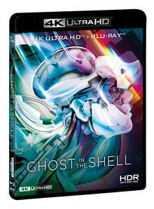 Film Ghost in the Shell (Blu-ray + Blu-ray Ultra HD 4K) Mamoru Oshii