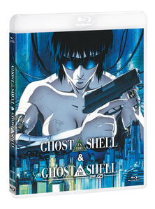 Film Ghost in the Shell - Ghost in the Shell 2.0 (Blu-ray) Mamoru Oshii