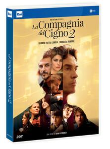 Film La compagnia del cigno. Stagione II. Serie TV ita (Box 3 DVD) Ivan Cotroneo