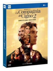 La compagnia del cigno. Stagione II. Serie TV ita (Box 3 DVD) di Ivan Cotroneo - DVD