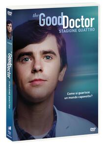 Film The Good Doctor. Stagione 4. Serie TV ita (5 DVD) David Shore