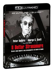 Film Il dottor Stranamore (Blu-ray + Blu-ray Ultra HD 4K) Stanley Kubrick