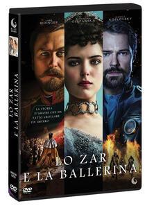 Film Lo Zar e la ballerina (DVD) Aleksey Uchitel