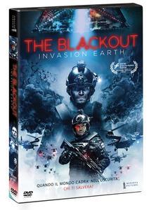 Film The Blackout. Invasion Heart (DVD) Egor Baranov