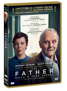 Film The father. Nulla è come sembra (DVD) Florian Zeller