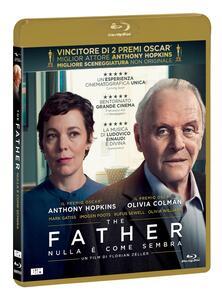 Film The father. Nulla è come sembra (Blu-ray) Florian Zeller