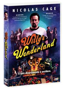 Film Willy's Wonderland (DVD) Kevin Lewis