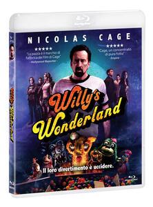 Film Willy's Wonderland (Blu-ray) Kevin Lewis