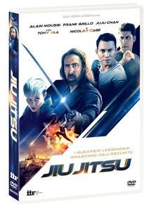 Film Jiu Jitsu (DVD) Dimitri Logothetis