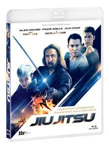 Film Jiu Jitsu (Blu-ray) Dimitri Logothetis