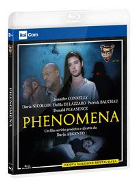 Cover Dvd Phenomena (Blu-ray)