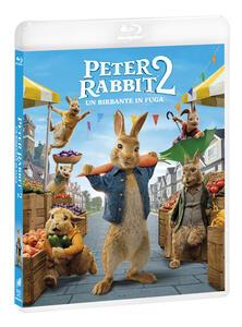 Film Peter Rabbit 2. Un birbante in fuga (Blu-ray) Will Gluck