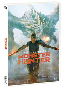 Film Monster Hunter (DVD) Paul W.S. Anderson
