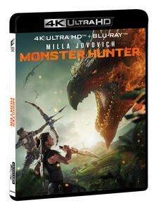 Film Monster Hunter (Blu-ray + Blu-ray Ultra HD 4K) Paul W.S. Anderson