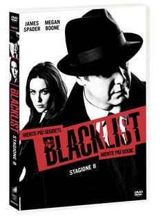 Film The Blacklist. Stagione 8. Serie TV ita (6 DVD) Jon Bokenkamp