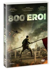 Film 800 eroi (DVD) Hu Guan