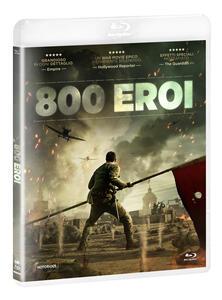 Film 800 eroi (Blu-ray) Hu Guan